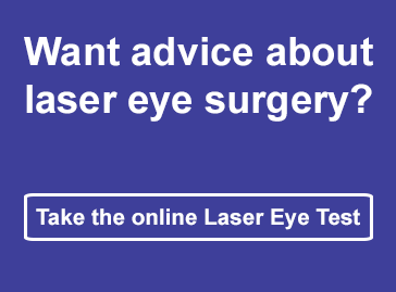 Take the Laser Eye Test